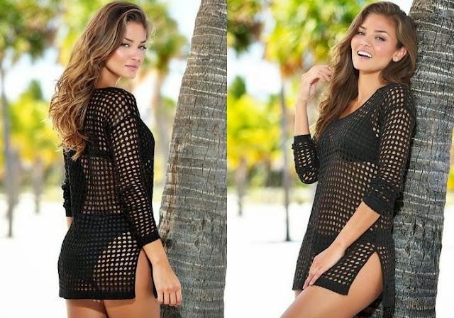 Новый тренд - женские бикини купальники в сеточку и сексуальный купальный костюм пляжное платье по доступной цене к новому пляжному сезону с бесплатной доставкой! | bikini sexy