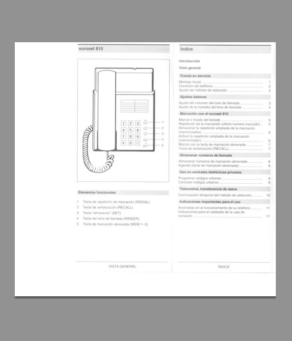 Manual Euroset 3005 Im - WordPresscom