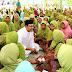 Ribuan Muslimat NU Gresik Doakan Gus Ipul