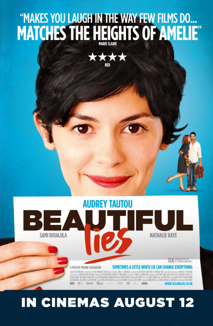 Beautiful Lise / Audrey Tautou movie review / via fashioned by love British fashion blog
