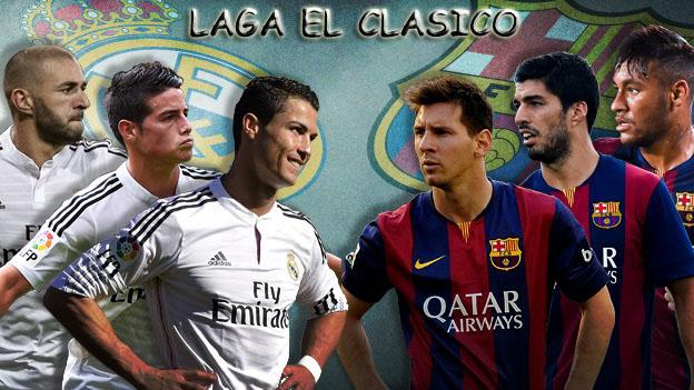 Prediksi Real Madrid vs Barcelona, Madrid Kalah, Barca Juara