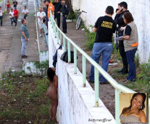 Orang awam yang sedangberjogging awal pagi terkejut bila menjumpai