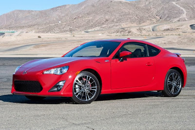 Scion FR-S (2016) Front Side