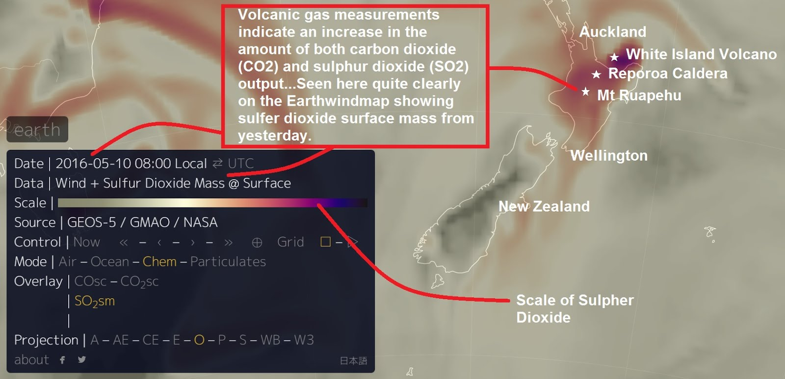 "New Zealand's North Island home of ""Super Volcano"" Reporoa Caldera, the colossus Mt Ruapehu and..."