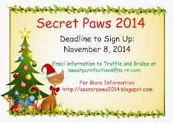 Secret Paws 2014