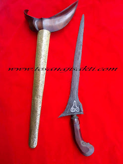 Keris Pamor Lingga Yoni