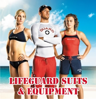 Lifeguard's Official Swimsuit