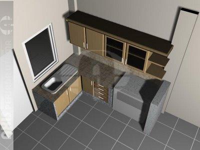desain dapur minimalis modern | model rumah modern
