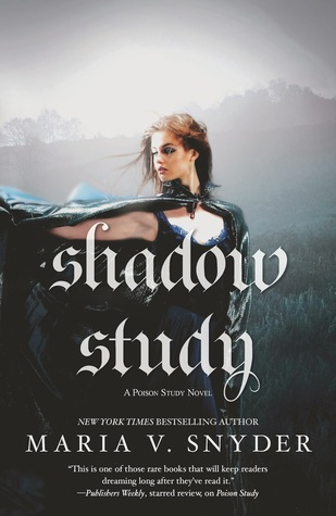 Shadow Study by Maria V. Snyder book cover