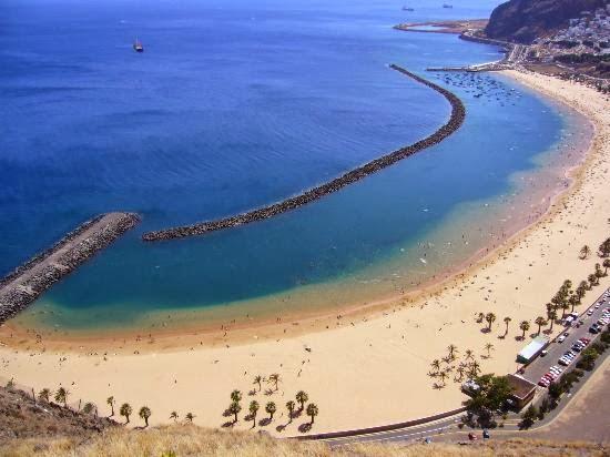 Las playas de Tenerife