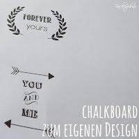 Chalboard Design