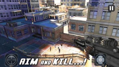 Android Terminator Sniper 3D Apk File