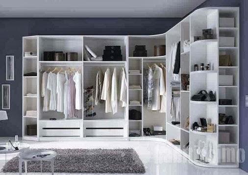 Closet y armarios fotos de dise o y decoraci n de closets for Organizar armarios empotrados