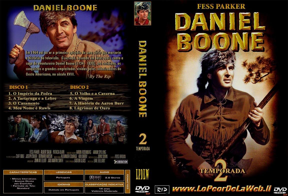 Daniel Boone - Temporada 2 Episodios 07 a 09 (Latino)