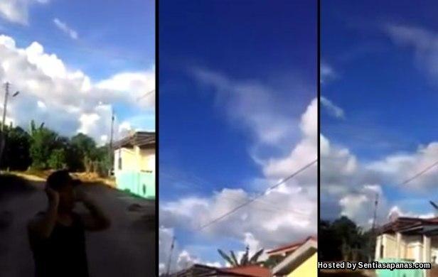 Bunyi Suara Misteri Di Langit Sabah