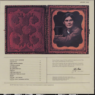 KENNY RANKIN - MIND-DUSTERS (MERCURY 1967) JVC K2 mastering cardboard sleeve