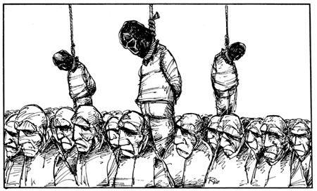 Death Row History Six Years on Death Row