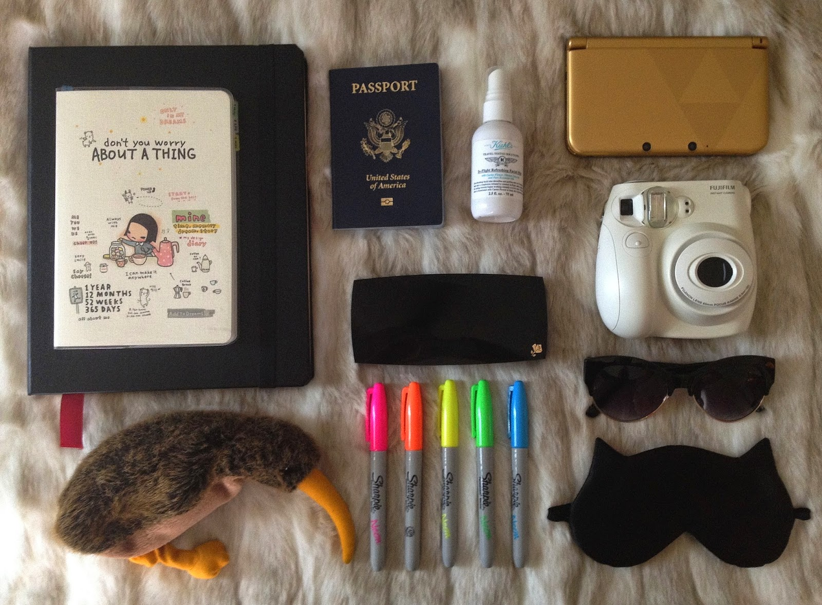 what's in my bag london