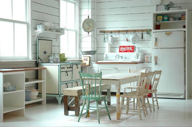 decoracao cozinha e copa : decoracao cozinha e copa:Vintage Hanging Kitchen Scale