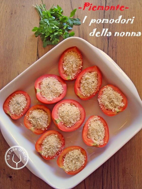 La casa di art pomodori della nonna cucina piemontese for Nonna t s cucina