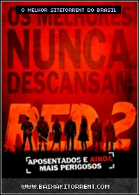 Capa Baixar Filme RED 2 Dublado   TS AVI + RMVB Baixaki Download