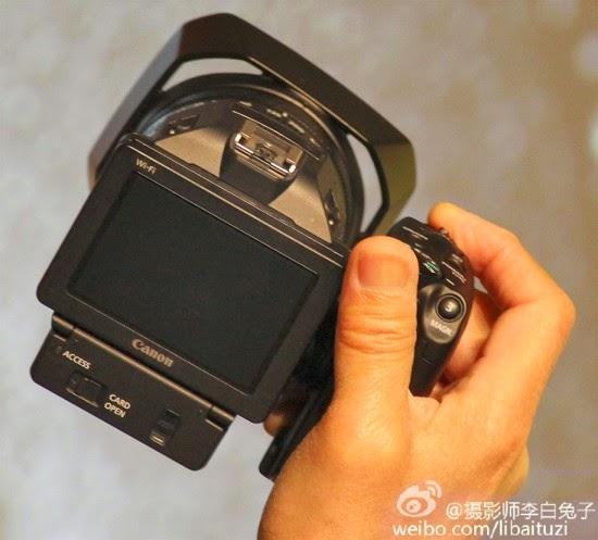 Новая камера 4K от Canon