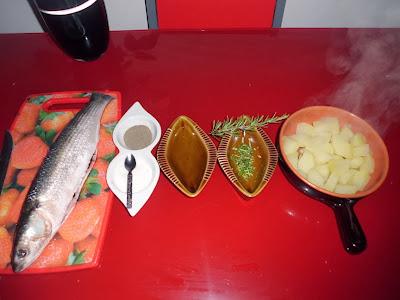 samaka itali 1 سمكة في الفرن سهلة على الطريقة الايطالية