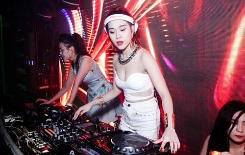 DJ TLady - Nữ DJ 9X xứ Huế khoe đường cong quyến rũ
