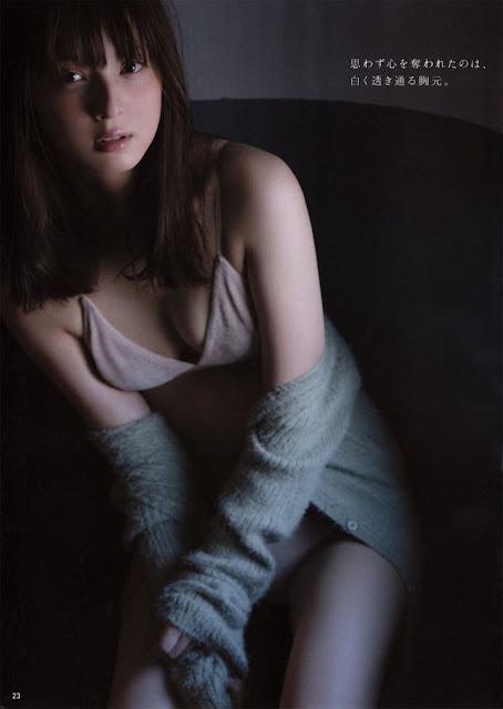 Nozomi Sasaki 佐々木希 anan 1970 Pictures 4