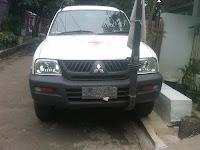 Pengiriman Mitsubishi Strada BL 8410 AR Mataram-Aceh