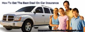 How To Get The Best Deal On Car Insurance