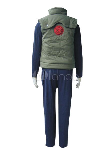 China Wholesale Cosplay Costume - Naruto - Hidden Leaf Village Of Konoha Jounins Uniform