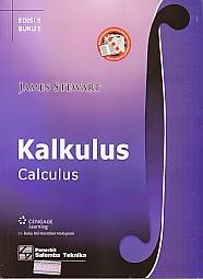 toko buku rahma: buku KALKULUS BUKU 1, pengarang james stewart, penerbit salemba teknika