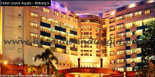 <b>Hotel Grand Aquila bandung</b>