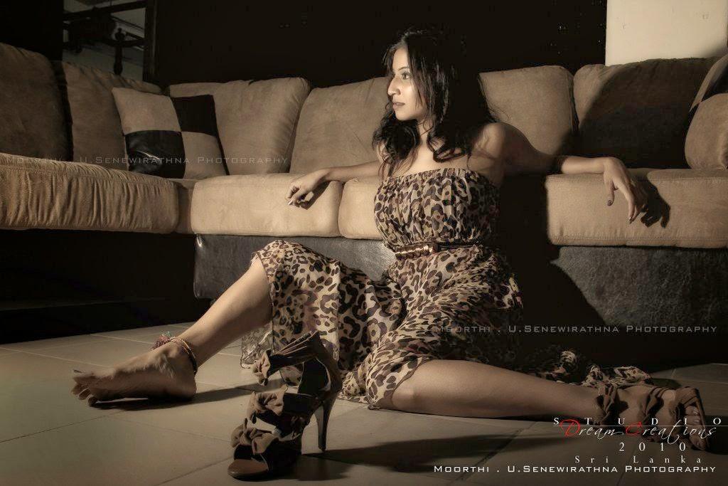 Ana Jo sri lankan model