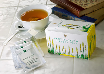 Art.  - ALOE BLOSSOM HERBAL TEA - CC