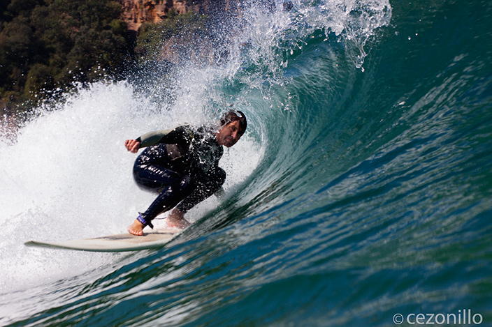 Surfer en Rodiles