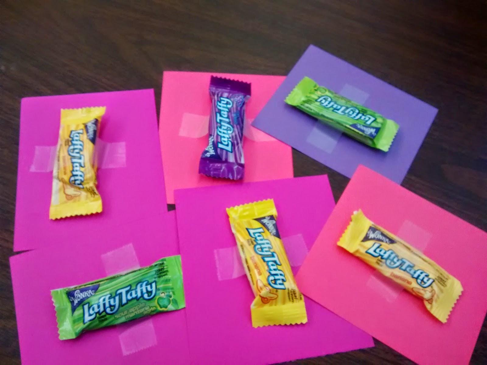valentine ideas with laffy taffy   just b.CAUSE