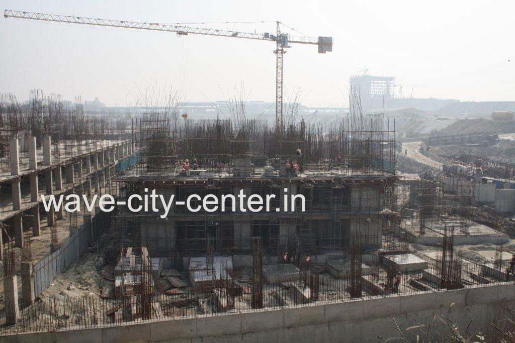 Wave City Center Construction Update 3