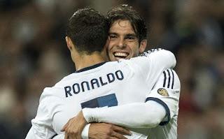 Ronaldo dan Kaka