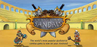 Swords and Sandals ANDROID 2.2