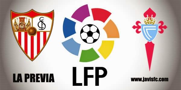 Previa Sevilla FC Vs Celta