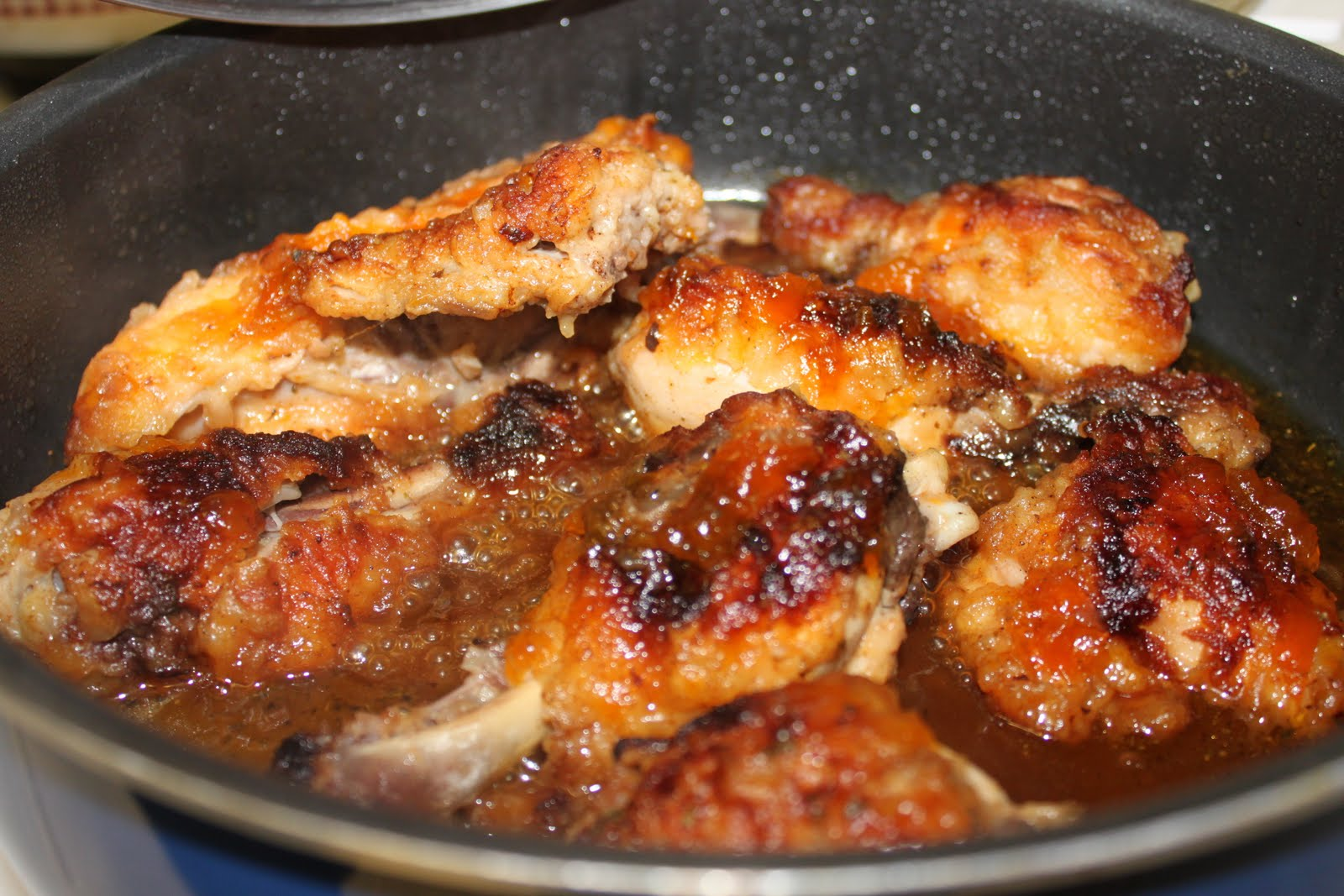 Apricot Chicken--At Last