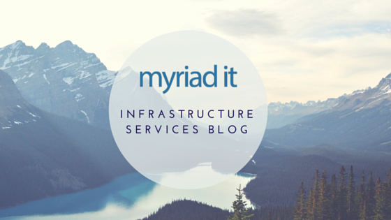 Infrastructure Services Blog