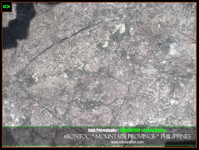Alab Petroglyphs, Bontoc
