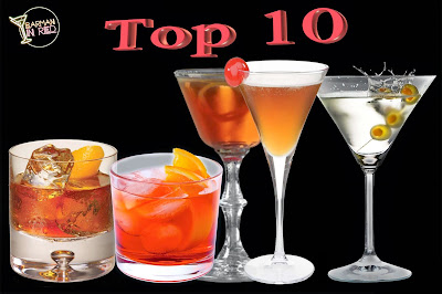 top 10 cocteles
