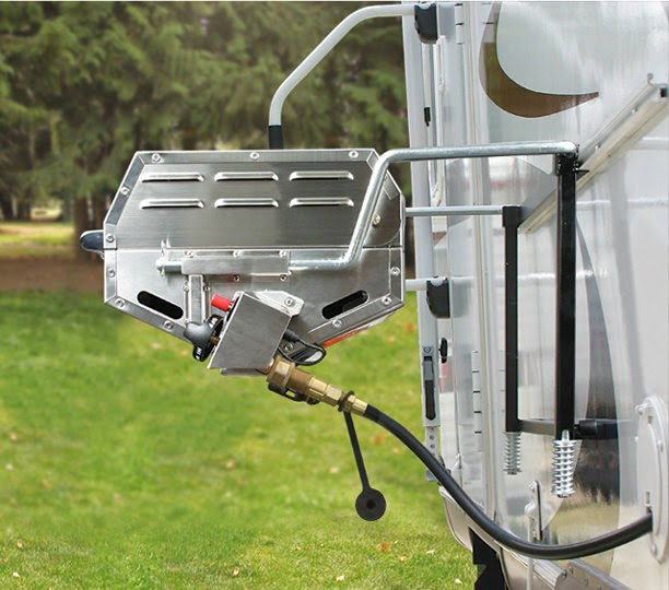 rv outdoor grill