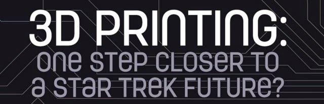 3D Printing Star Trek Future