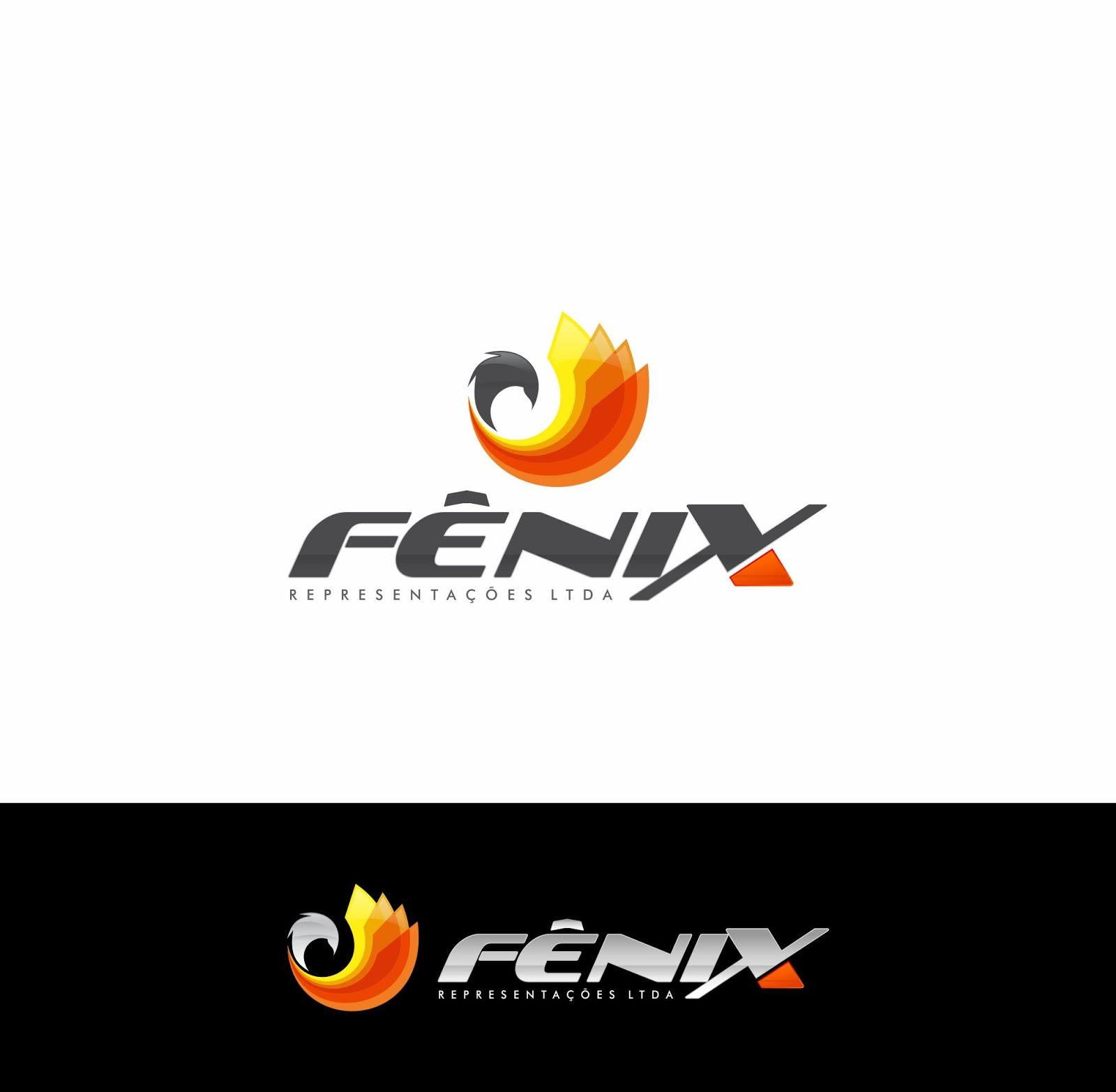 Logo - Fenix Representações | Junior Ferreira