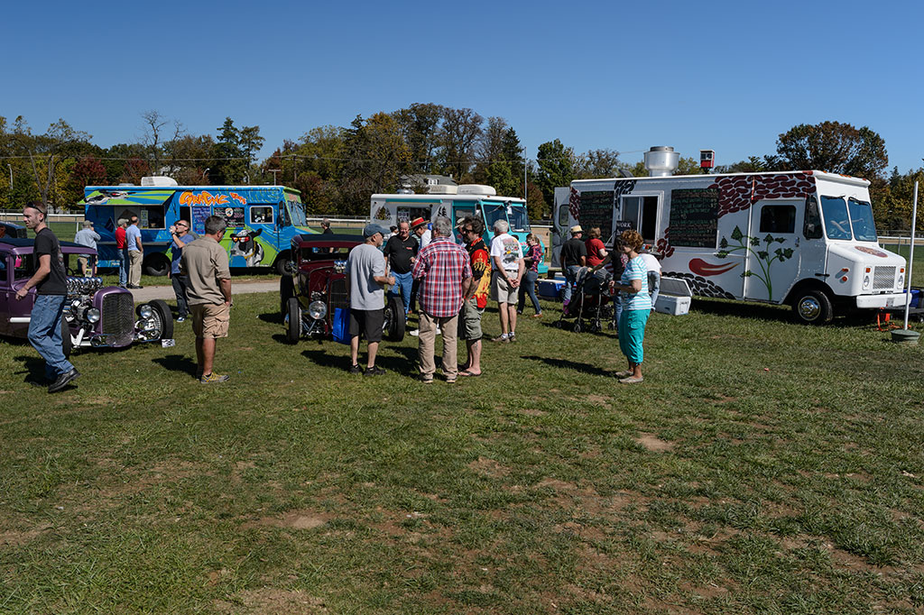 Food Trucks at The Rodder's Journal Revival